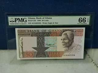 Ghana 50 Cedis 🇬🇭 !!!