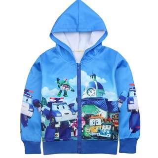 Robocar poli jacket (preorder)