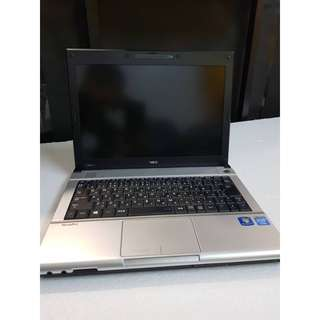 NEC celeron netbook 12 inches good battery