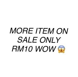 SALE RM10!!! 🔥🔥