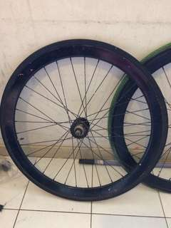 Fixie rim ( free wheels )