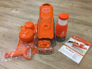 Gomdori Slicer (used once only)