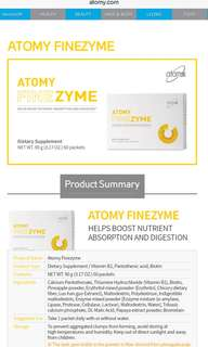 ATOMY Enzymes