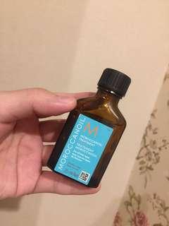 Morrocan oil for hair