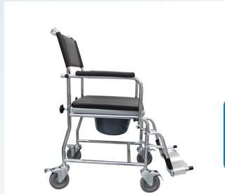 Commode Chair (Double Care 3-in-1)
