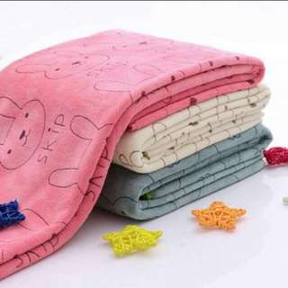 Soft Baby Microfiber Obsorbent Drying Washcloth Face Towel