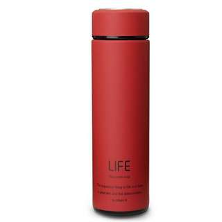 LIFE Double Wall Stainless Steel Beverage Bottle Tumbler 500ml