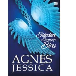 Ebook Bidadari Bersayap Biru - Agnes Jessica