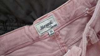 Mayoral(西班牙牌)女孩5-6Y燈芯絨合腿/牛仔褲