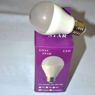 LED Bulb 7w Warm White
