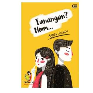 Ebook Tunangan_ Hmm.. - Agnes Jessica