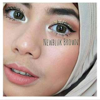 softlens newbluk brown