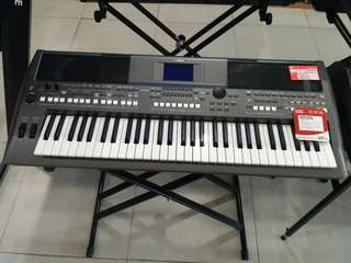Kredit Keyboard Yamaha PSR-S670