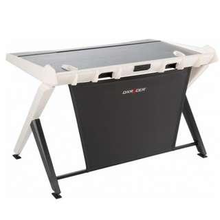DXRacer Gaming Desk (GD1000 White)