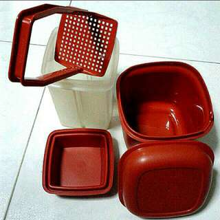 Vintage Tupperware - A Rare Find!