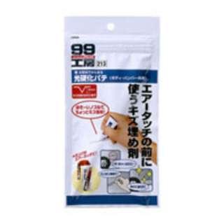 🚚 SOFT99 光硬化補土(車身保險桿通用)
