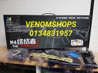 Airsoft Electric Blaster JinMing Gen 3 M4 Terminator