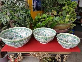 Peranakan Giant Bowls