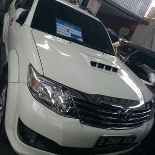Fortuner G VNT AT 2014