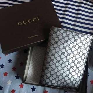 Gucci notebook 筆記薄