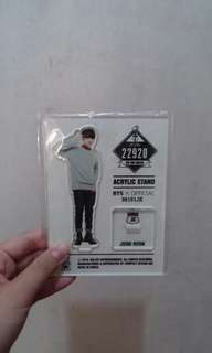 ZIP CODE 22920 BTS 2nd Muster JK acrylyc  stand