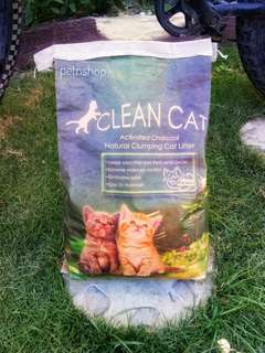Clean Cat Activated Charcoal