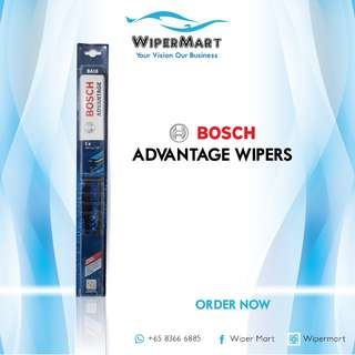 Bosch Advantage Basic Car Wiper