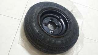 Golf Car Buggy Carlisle Tyres