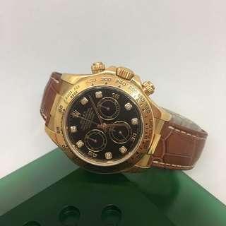 Rolex 黃金 Daytona