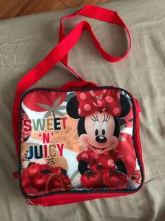 Minnie Mouse Lunch Bag for Girls