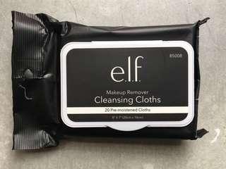 全新 Elf makeup removal wipes 卸妝巾