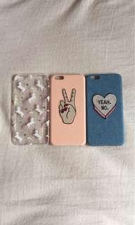 iPhone 6 plus or 6s plus case bundle