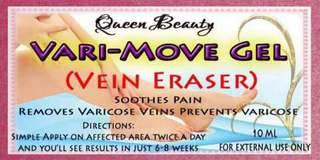Vein move gel