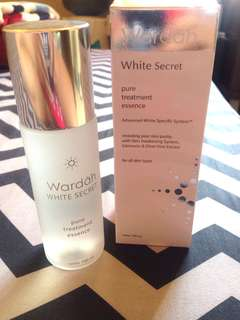 White secret Pure treatment essence