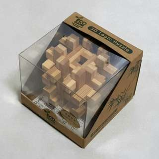 3D Logic Puzzle by EcoGame