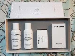 Acca Kappa Bath and Body Set