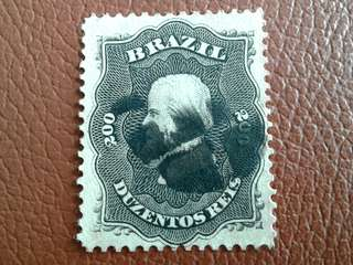 1866 Brazil used stamps