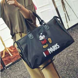 Mickey Mouse travelling bag