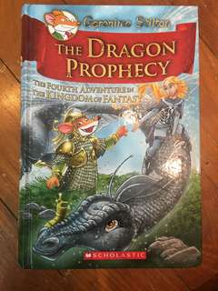 Geronimo Stilton-The Dragon Prophecy