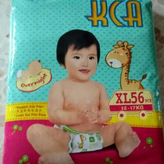 BN KCA XL Diapers (sealed)