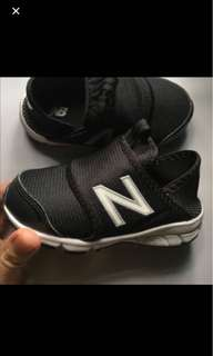 Authentic new balance shoes for toddler