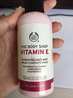 Hydrating Face Mist - Vitamin E