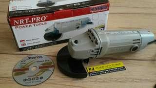 Mesin Gerinda Tangan Angle Grinder NRT-PRO 9500HD
