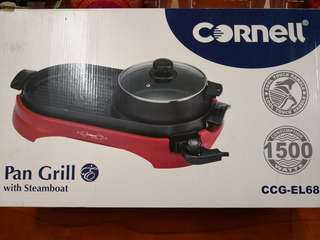 Cornell Pan Grill & Steamboat (Indoor)