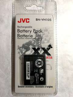 JVC BN-VH105 battery pack