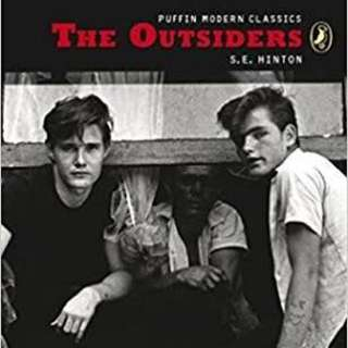 The Outsiders By H.E. Hinton