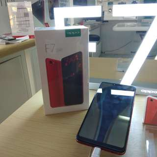 Promo super kredit oppo F7 Dp 550rb