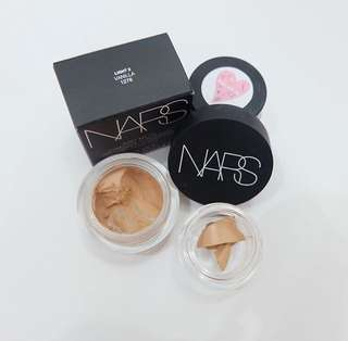 NARS soft matte complete concealer (share in jar)