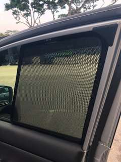 Subaru XV Magnetic Sun Shade