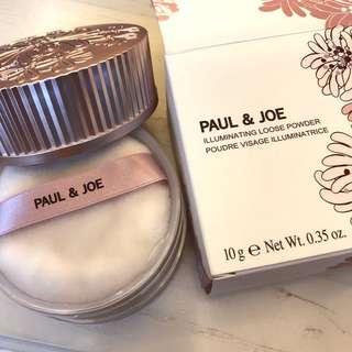 Paul&joe 碎粉